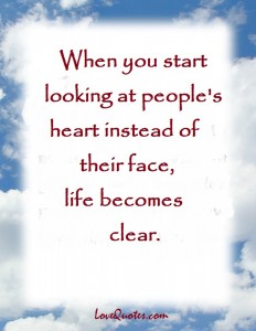 Life Becomes Clear