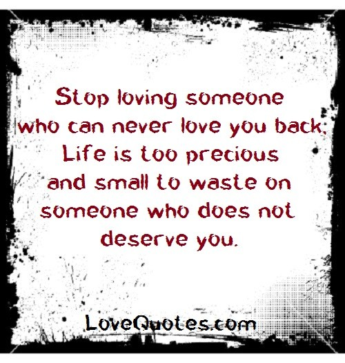 Quote About Missing Your Love