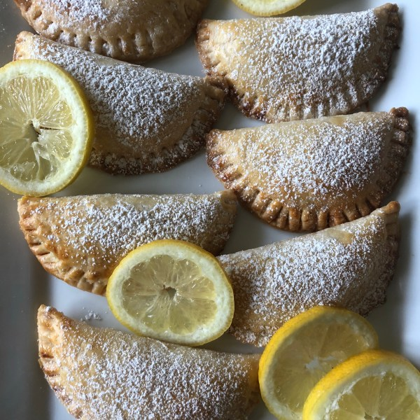lemon hand pies