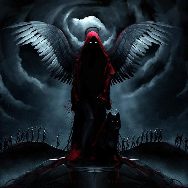 Grim Reaper Angel of Death and Hell