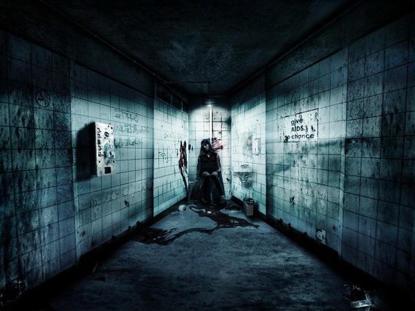 Insane Asylum - Evil Eric Hasslehoff Dark