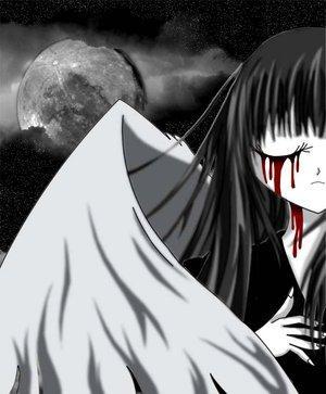 Alone Emo Girl Wallpaper Blood Best Sad Pictures Sad Images Lover Of Sadness