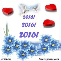 Happy New Year - 2016