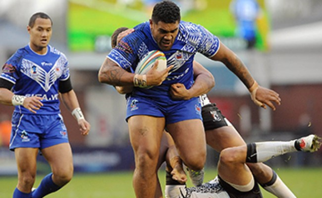 Mose Masoe The Smiling Assassin Love Rugby League