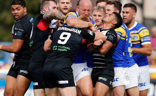 Super League 2019 Preview Anything But Relegation Will Do