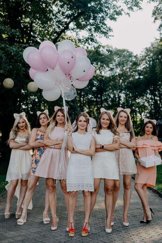 bachelor party voor vrouwen