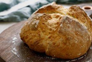 qucik and easy bread
