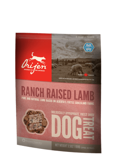 Orijen Ranch Raised Lamb Dog Treat