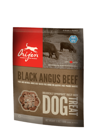 Origen Black Angus Beef Dog Treats