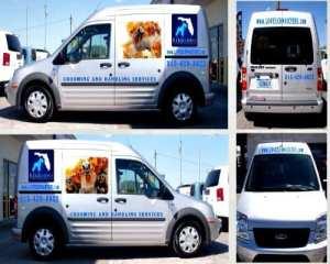 Reberstein's Show Vehicle