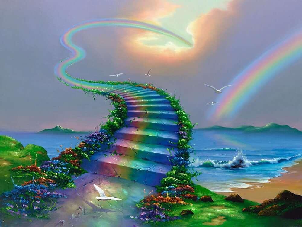 Rainbow-Background