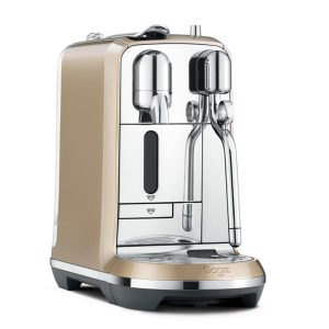 Nespresso Creatista coffee pod machine