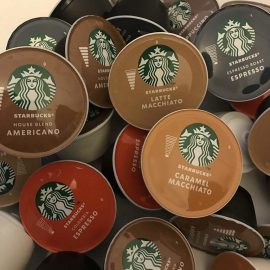 Starbucks Branded Coffee Products