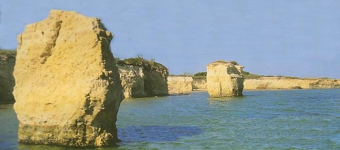 Faraglioni di Ciriga - Porto Ulisse