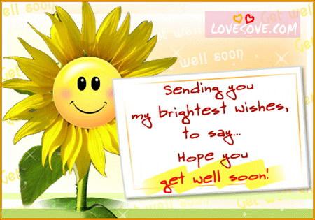 get well soon hindi