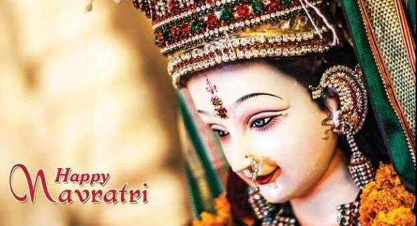 Navratri Facebook WhatsApp Status Lines, happy-navratri-awesome-wallpaper-lovesove