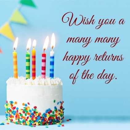 best english happy birthday