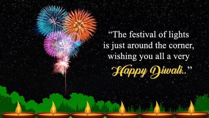 Unique Quotes and Messages to wish Diwali, Diwali Messages, Diwali SMS and Wishes, Happy Diwali Wishes