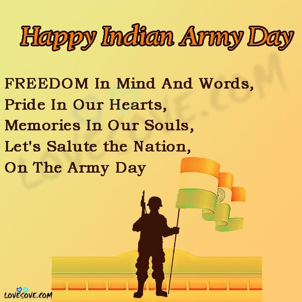 army status for facebook in hindi, salute indian army status, indian army sad shayari in hindi, Indian Army Day 2020, happy indian army day images, Best Indian Army Day Wish Pictures And Images, Indian Army Day 15 January, army day images 2020, happy army day 2020, army photos, happy army day 2020 images, happy army day wishes 2020, indian army photos hd wallpaper download, Indian army shayari, Army love status, army sayari, army status hindi attitude, attitude status army, Hindi Facebook status Army lover, indian army hindi shayari, Indian Army shayari, army sad status, best indian army status, indian army status for whatsapp in english, new army status