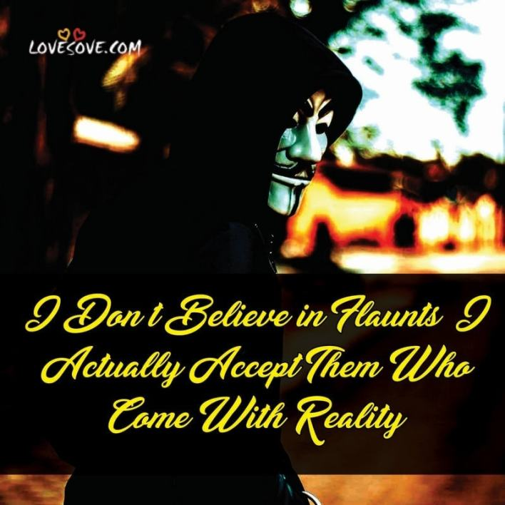i dont believe in attitude image lovesove - scoailly keeda