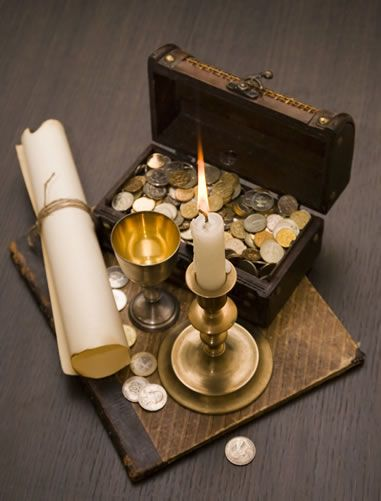 POWERFUL MONEY SPELLS