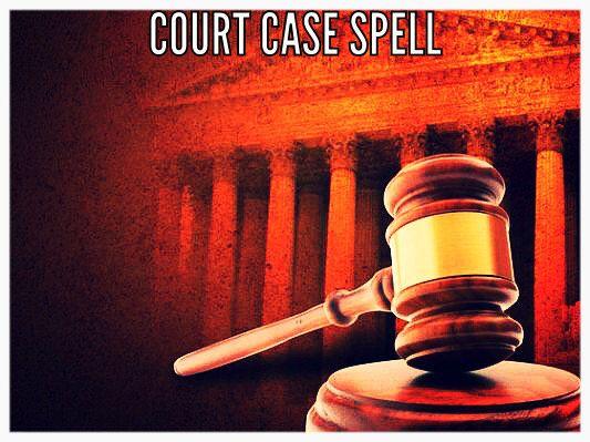 Court Case Spell