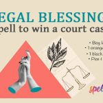 Candle Court Case Spell