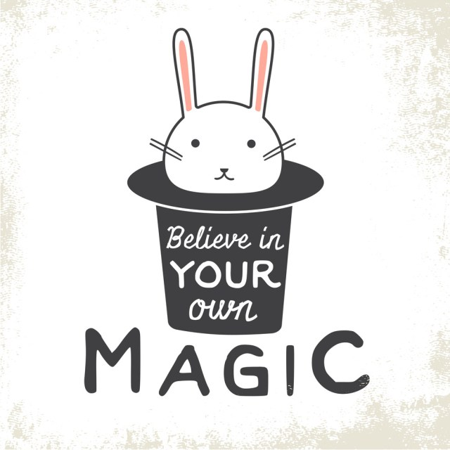 Can You Make Your Own Magic Around Yourself?