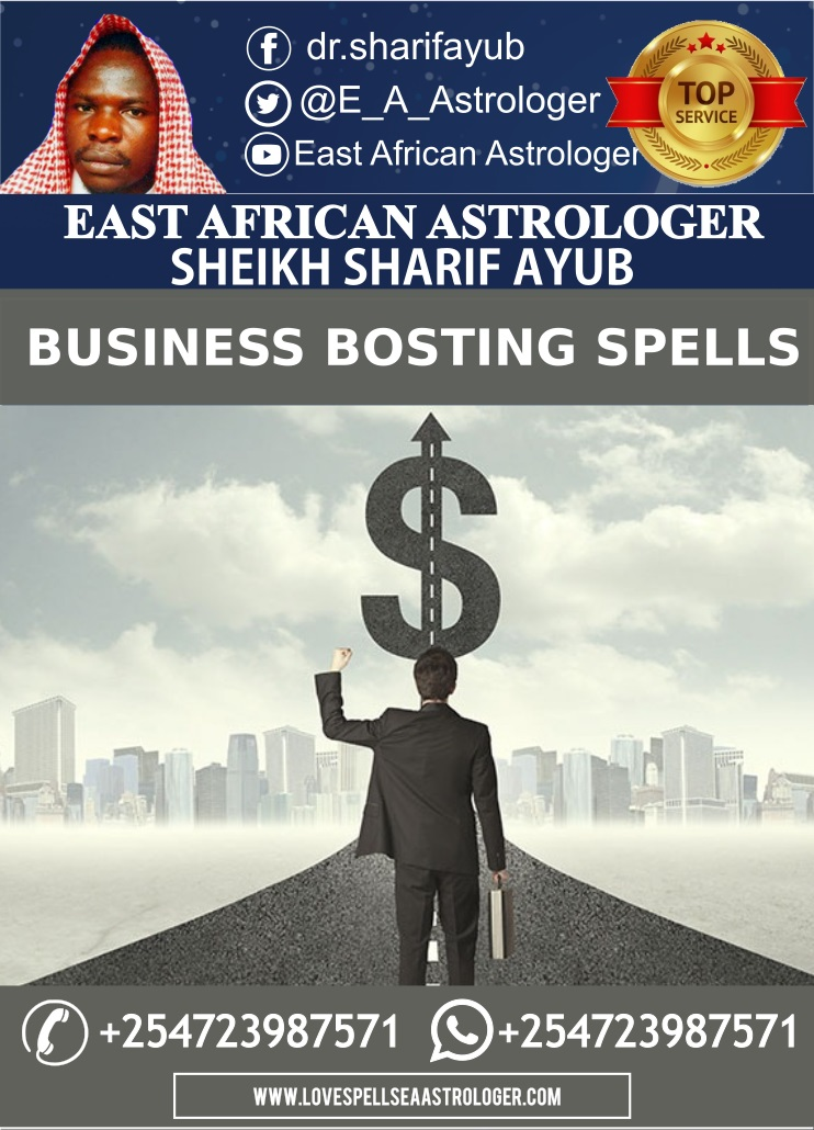 Business Boosting Spells in Kenya