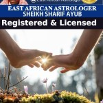 Registered and Licensed traditional healer Contacts in Kenya