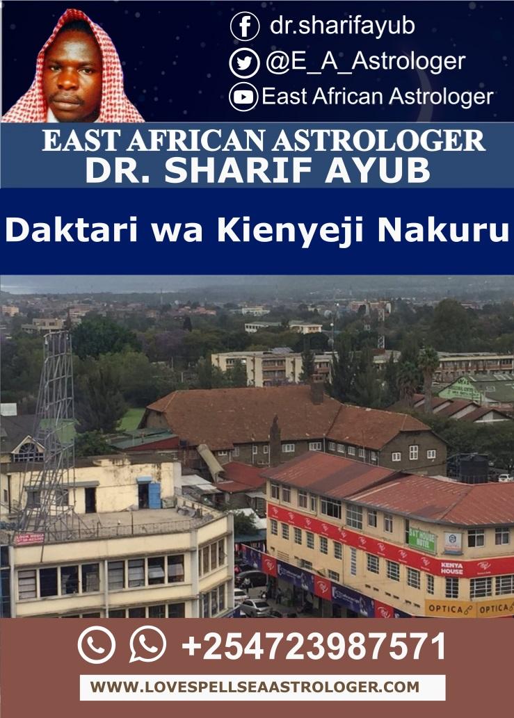 Daktari wa Kienyeji Nakuru