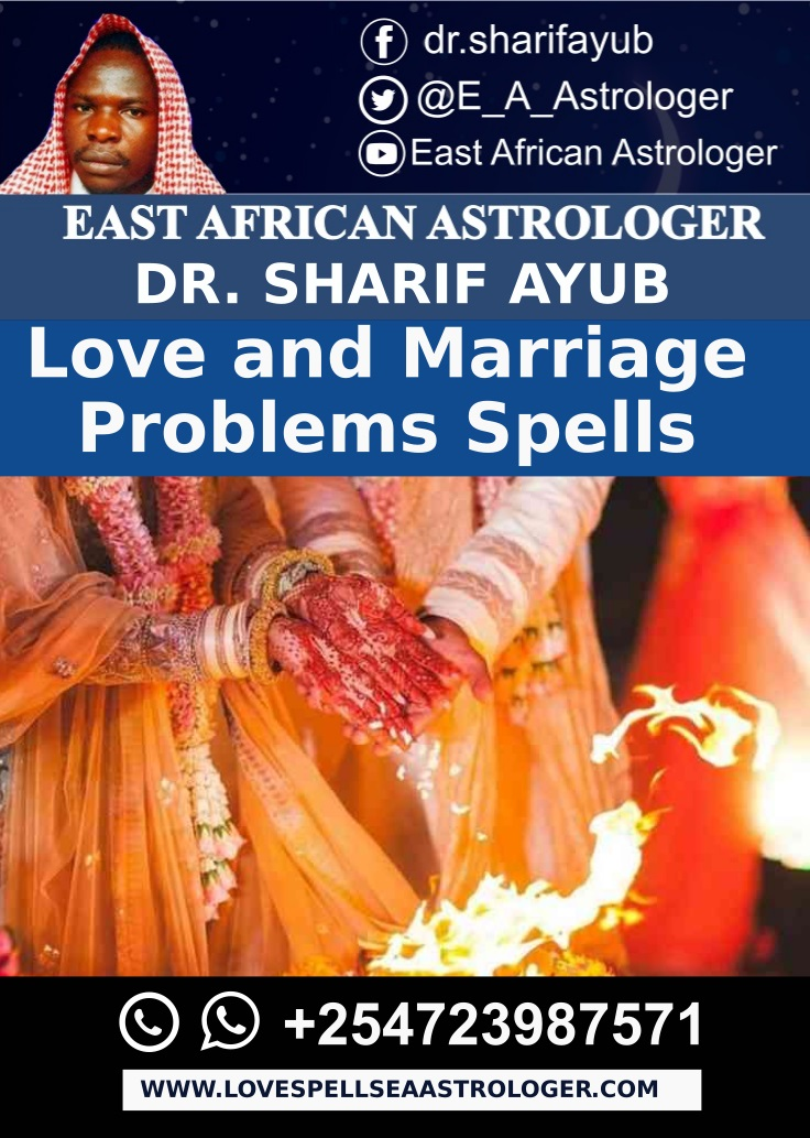 Love and Marriage Problems Spells