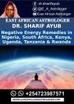 Negative Energy Remedies in Nigeria, South Africa, Kenya, Uganda, Tanzania & Rwanda