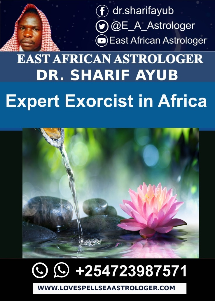 Expert Exorcist in Africa