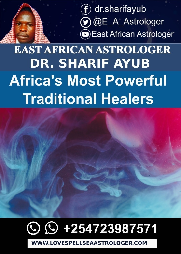 Africa's Most Powerful Traditional Healers, Astrologers, Sangomas and Witch Doctors