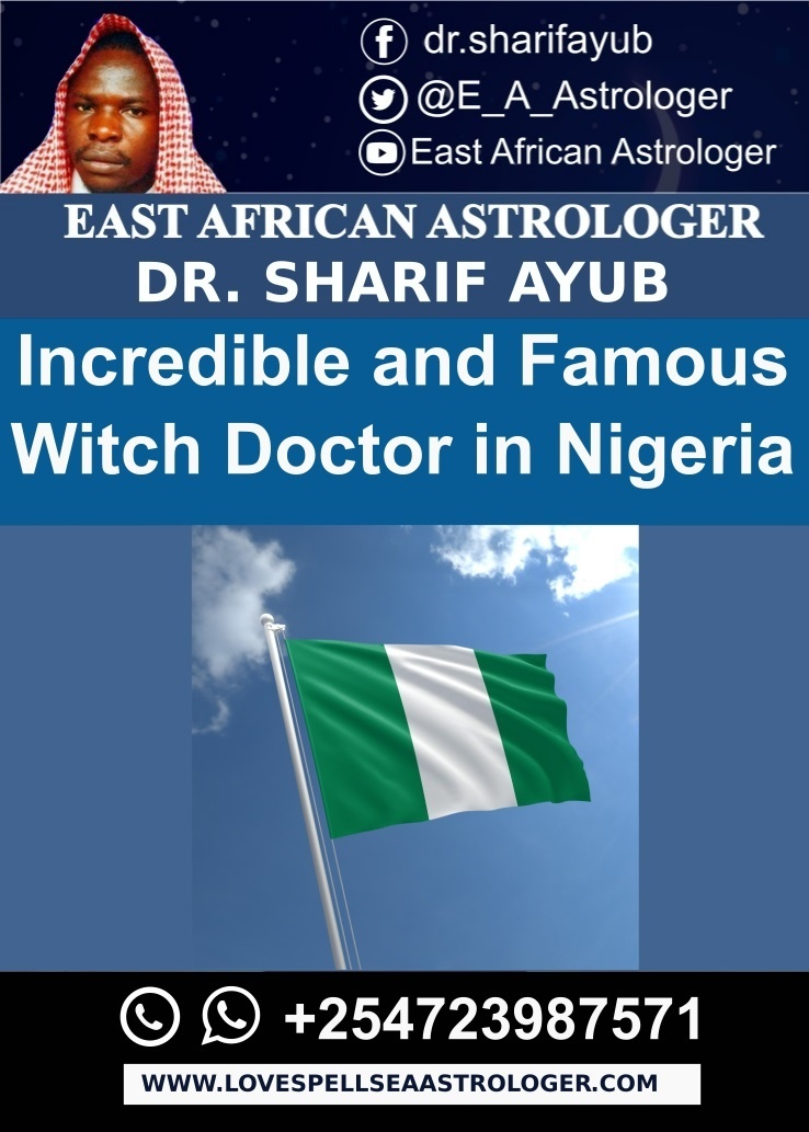 Incredible and Famous Witch Doctor in Nigeria