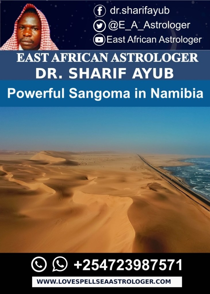 Powerful Sangoma in Namibia