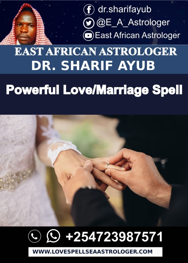 Marriage Spell-Love Spell
