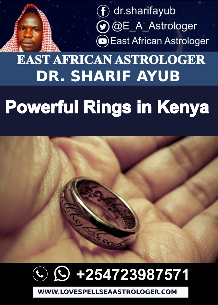 Powerful Rings in Kenya