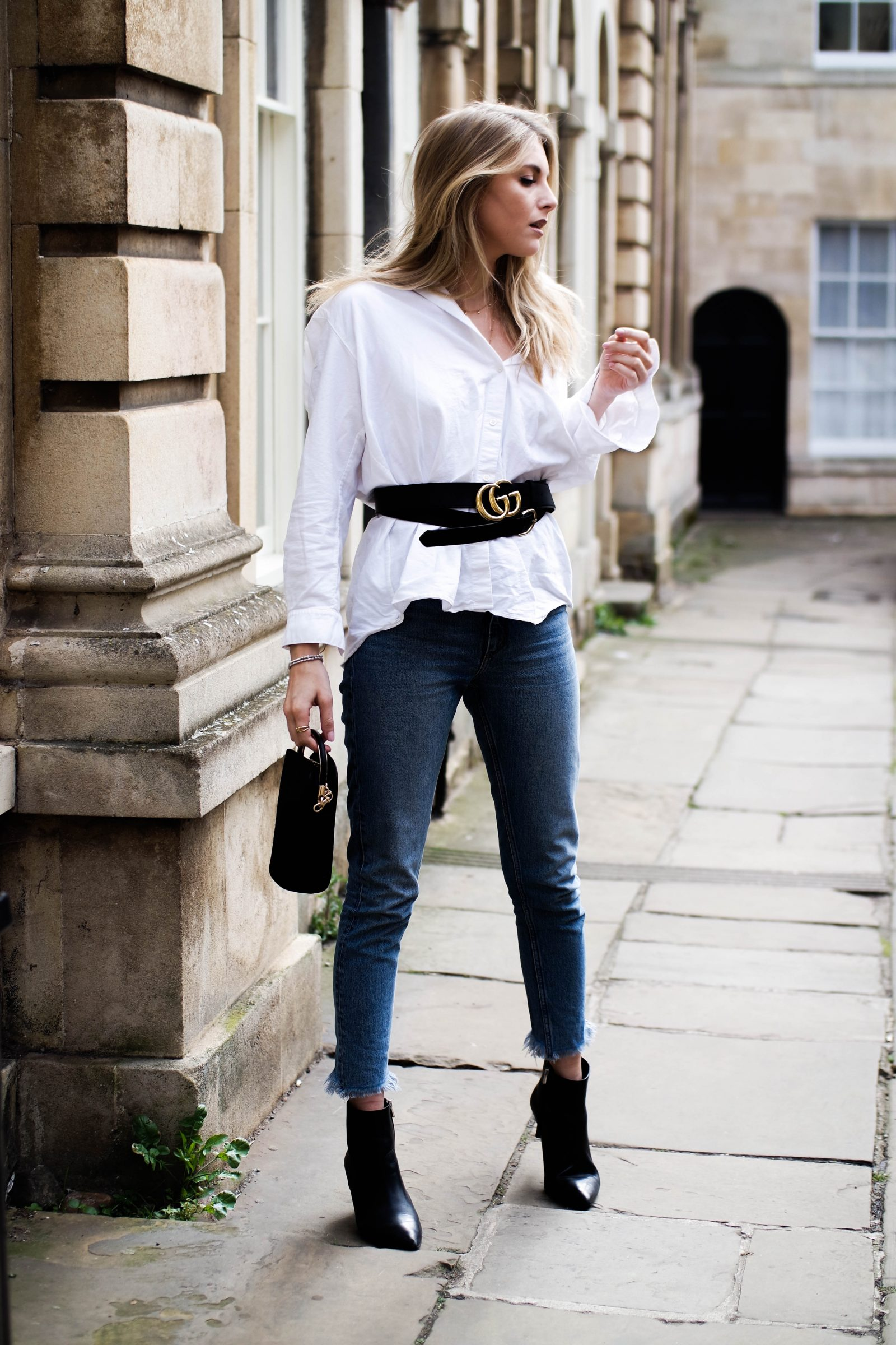 The New Way to Wear Your Statement Belt  Love Style