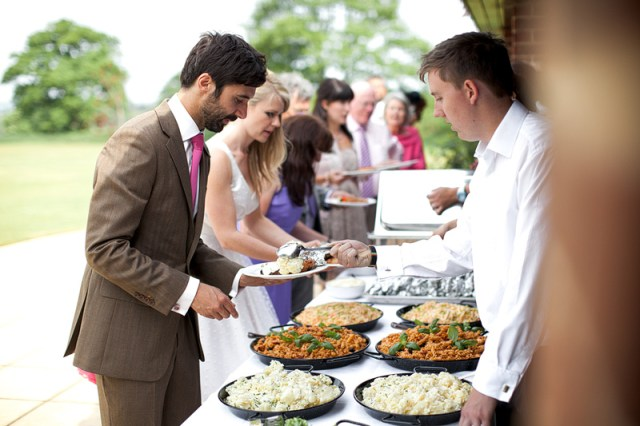 Sussex wedding caterers