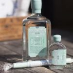 Brighton Gin Miniatures Wedding Favours