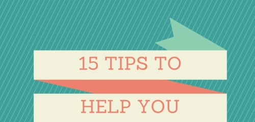 Beginner Blogger? 15 tips to help you along the way