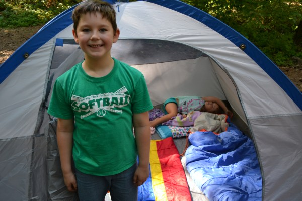 millersylvania state park camping