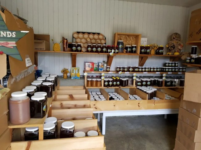 timmons honey house raw
