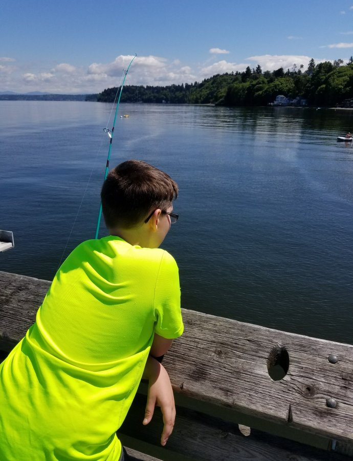 Raising a child with special needs! (June Special Needs Blog Hop)