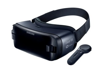 Samsung Gear VR with remote
