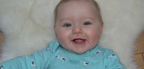 Baby's Seven Month Update #Piper