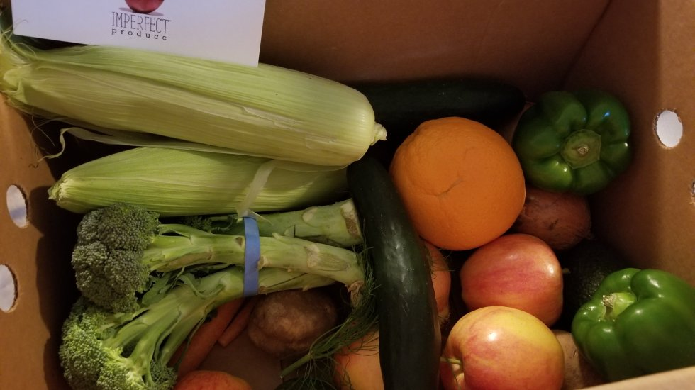 Eat ugly with Imperfect Produce, where you can save 30-50% on your fruits and veggies!