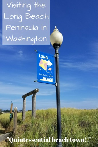 Check out the Long Beach Peninsula in Washington state. It's the perfect beach vacation!